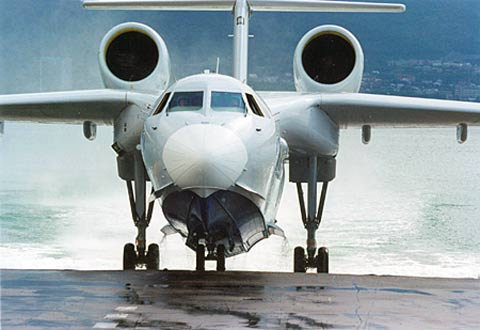 中国将在珠海总装生产世界最大水陆两用飞机